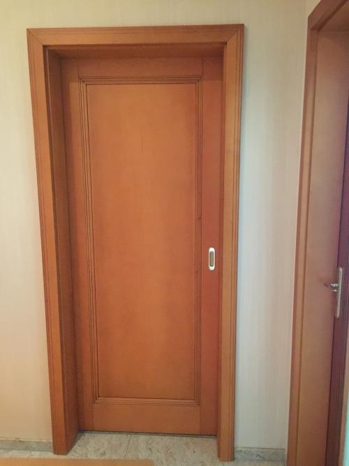 室内ドアの実例1