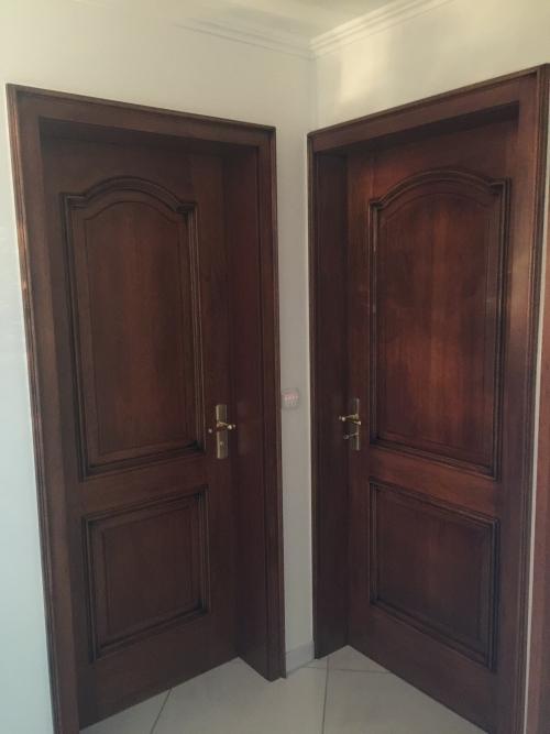 室内ドアの実例4