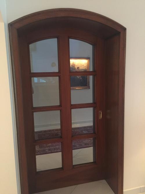 室内ドアの実例3(ガラス)
