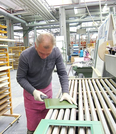 zeyko 工場写真